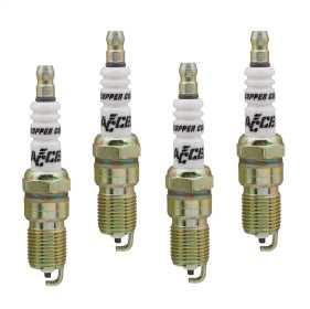 U-Groove Resistor Spark Plug