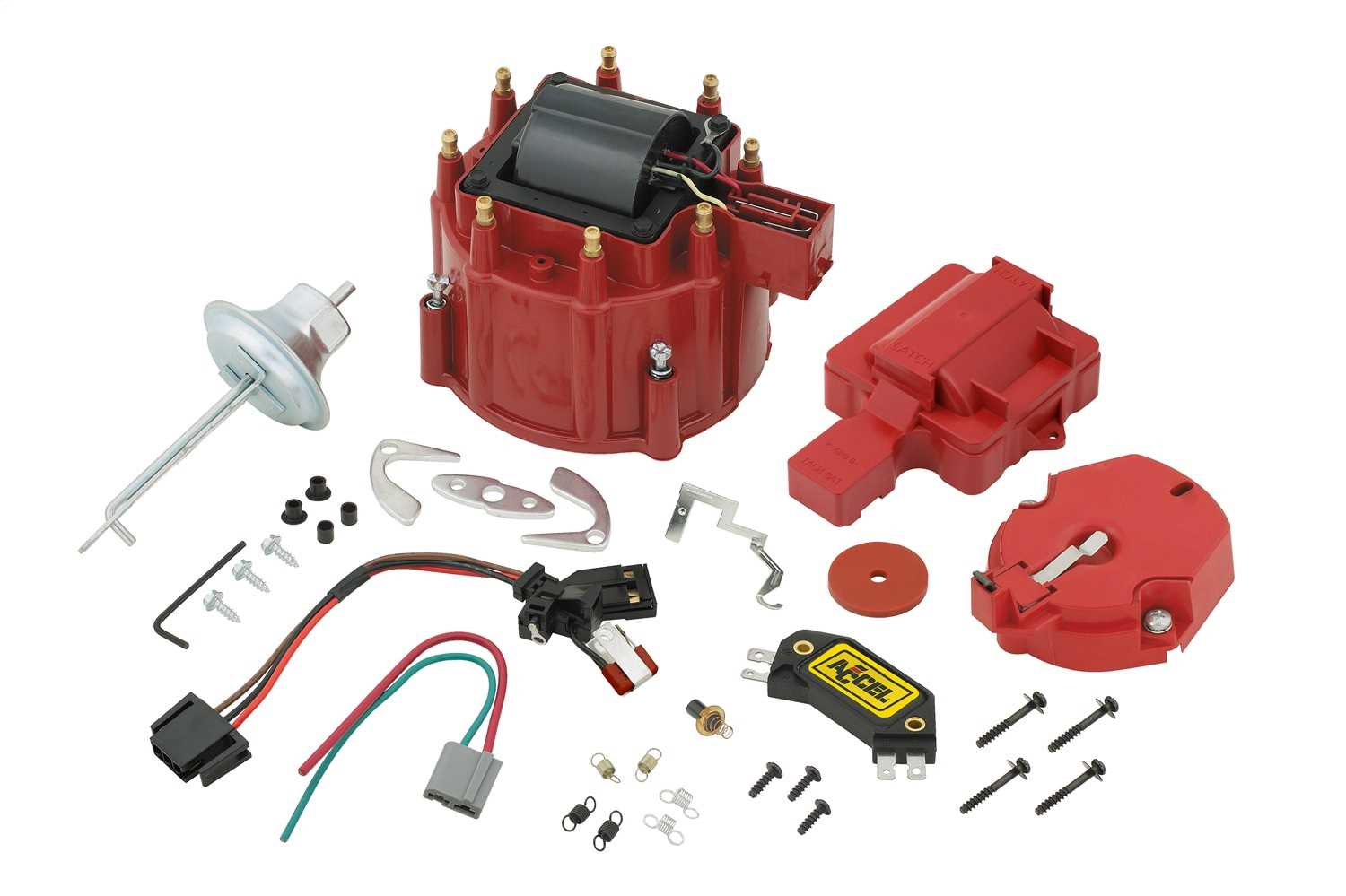 ACCEL Distributor Cap And Rotor Kit 8200ACC 8200ACC