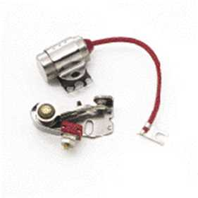 Point And Condenser 8400ACC