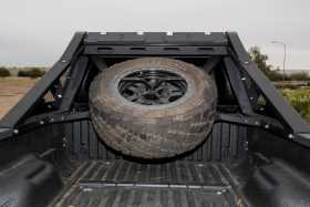 HoneyBadger Chase Rack Tire Carrier Add-on