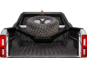 HoneyBadger In-Bed Tire Carrier