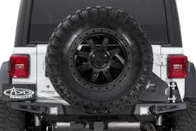 Stealth Fighter Tire Carrier