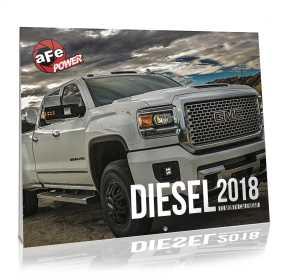 2018 Diesel Calendar 40-10197