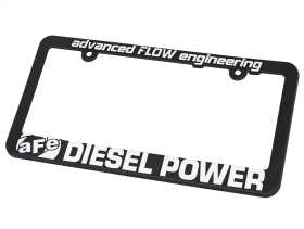 Diesel Performance License Plate Frame