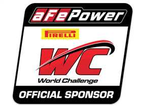 aFe Power Decal 40-10205