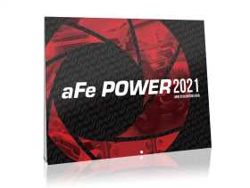 aFe POWER 2021 Corporate Calendar