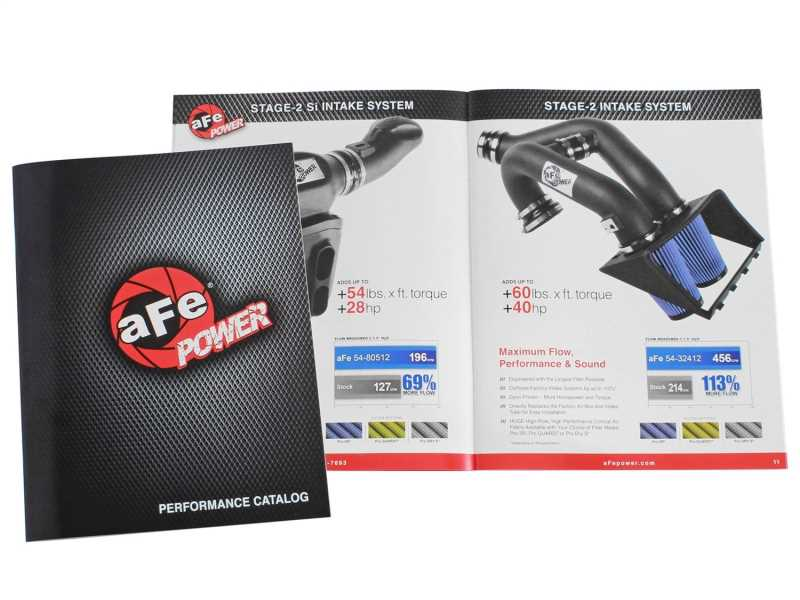aFe Power Performance Catalog 40-20127