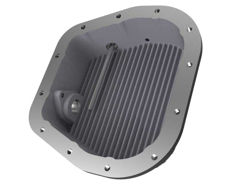 Pro Series Differential Cover 46-70152