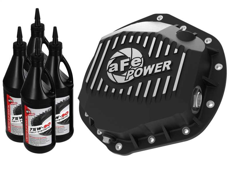 Pro Series Differential Cover 46-70392-WL