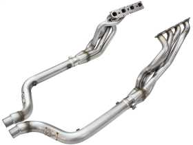 Race Series Twisted Steel Long Tube Header And Connection Pipe