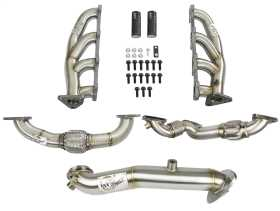 Race Series Twisted Steel Down-Pipe 48-34137