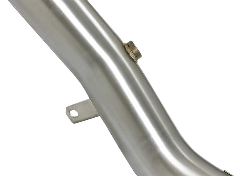 Race Series Twisted Steel Down-Pipe 48-36110-HN