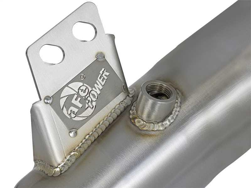 Race Series Twisted Steel Down-Pipe 48-36317-HN