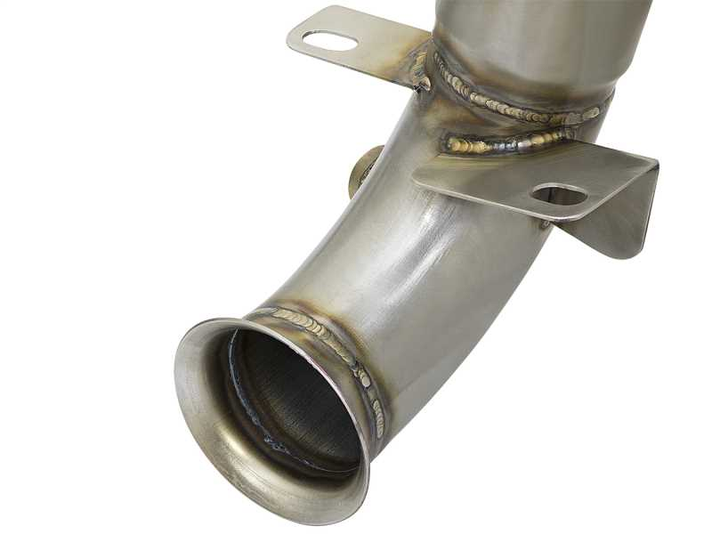 Race Series Twisted Steel Down-Pipe 48-36318-HN