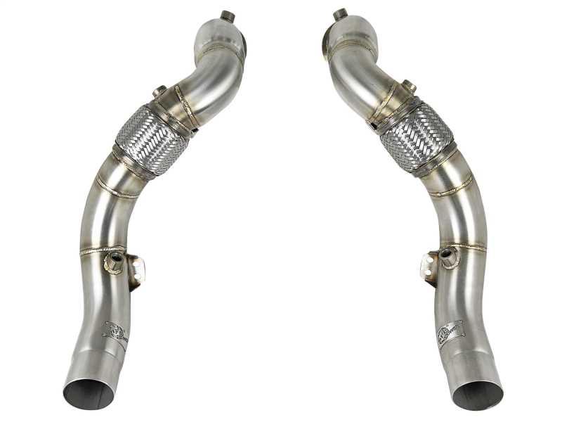 Race Series Twisted Steel Down-Pipe 48-36321-HN