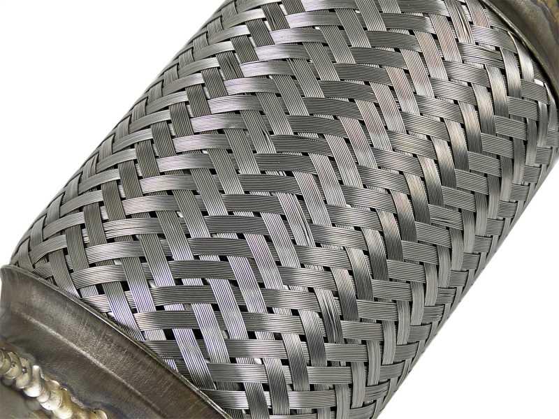 Street Series Twisted Steel Down-Pipe 48-36322-HC