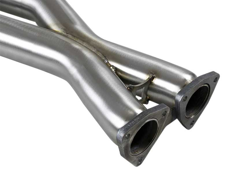 Race Series Twisted Steel X-Pipe 48-36324