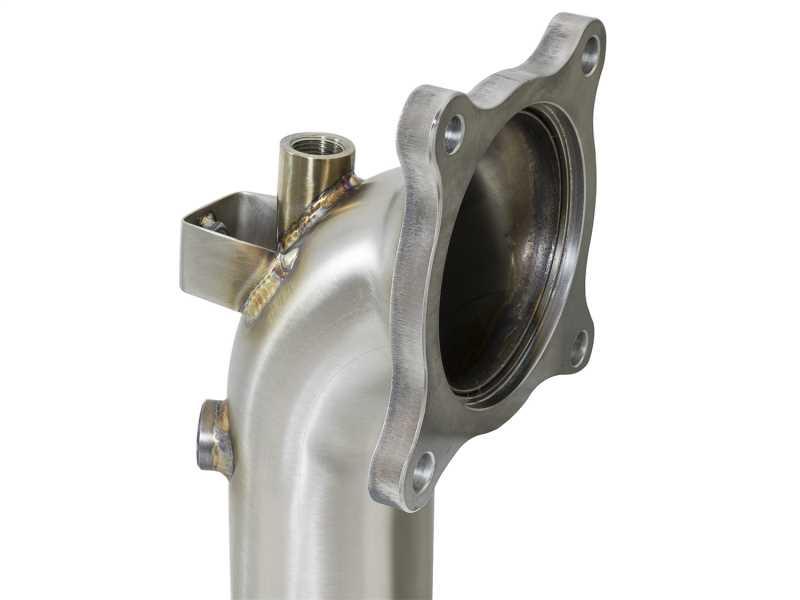 Race Series Twisted Steel Down-Pipe 48-36606-HN
