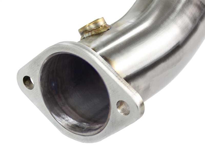 Street Series Twisted Steel Down-Pipe 48-36701
