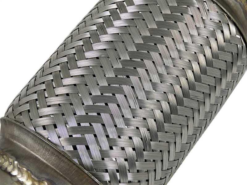 Race Series Twisted Steel Down-Pipe 48-38028-YN