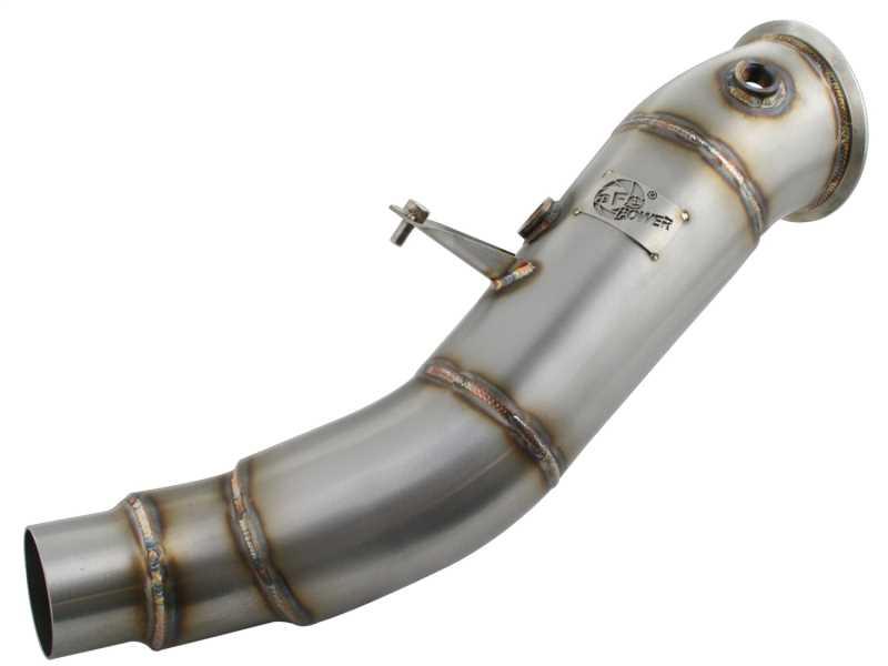 Race Series Twisted Steel Down-Pipe 48-46303-HN