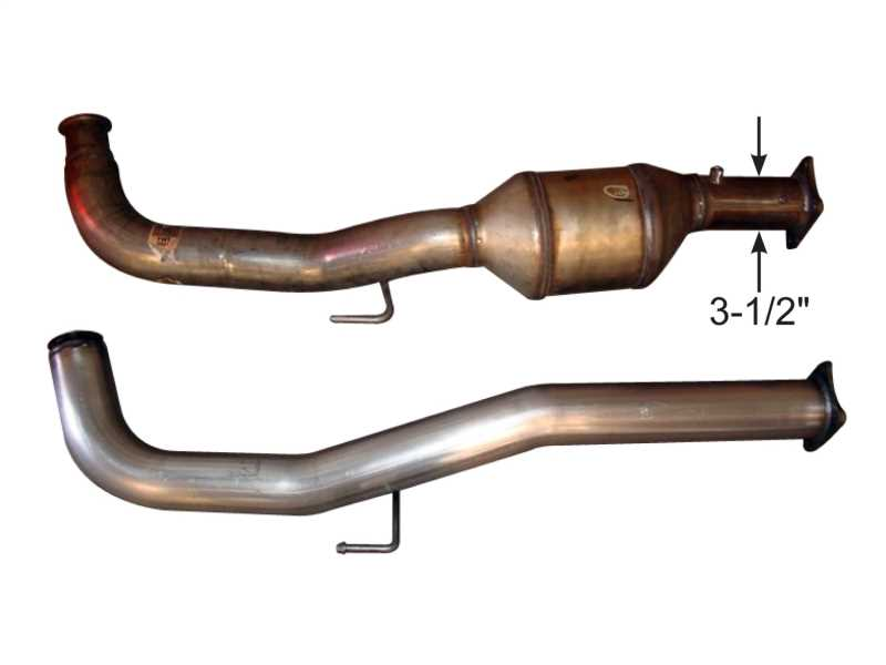 MACH Force-Xp Race Pipe 49-44028