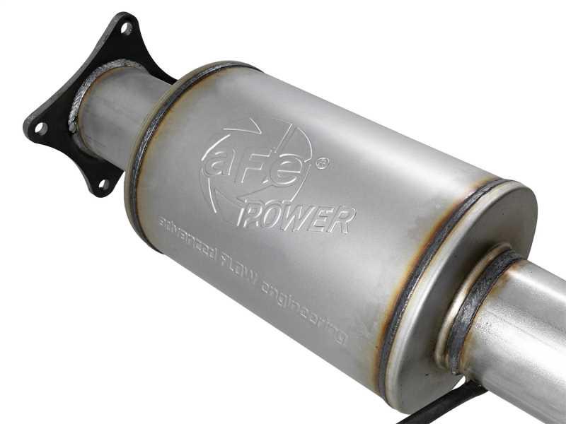 ATLAS DPF Delete Race Pipe 49-52014RP