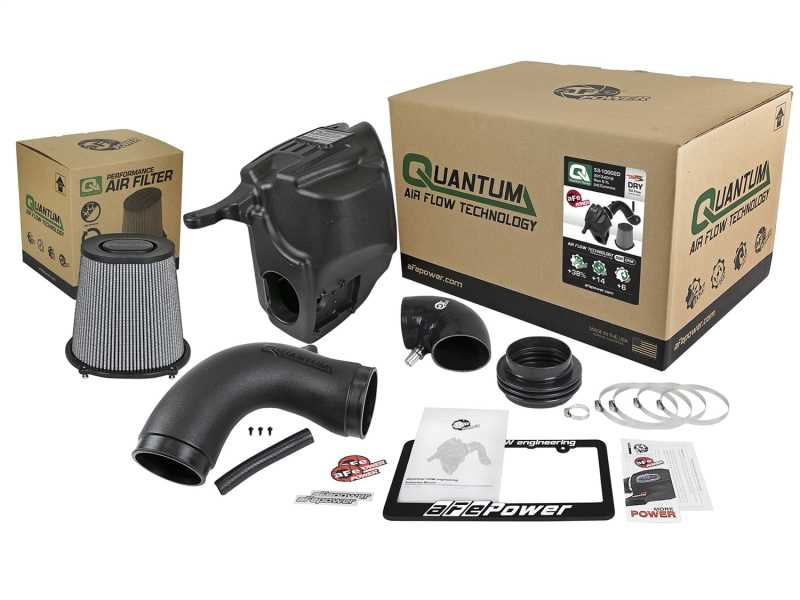 Quantum Pro DRY S Air Intake System 53-10002D