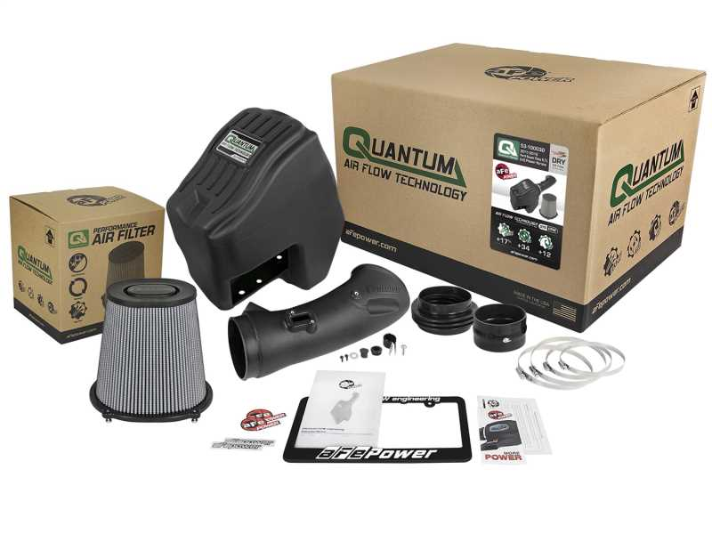 Quantum Pro DRY S Air Intake System 53-10003D