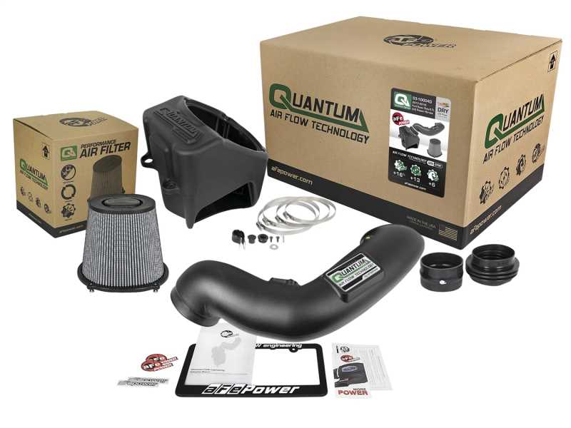 Quantum Pro DRY S Air Intake System 53-10004D