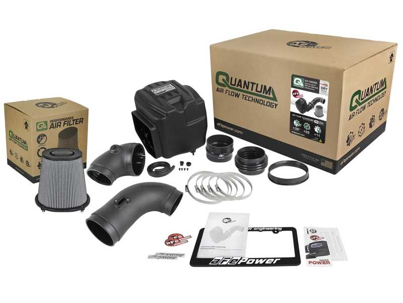 Quantum Pro DRY S Air Intake System 53-10005D