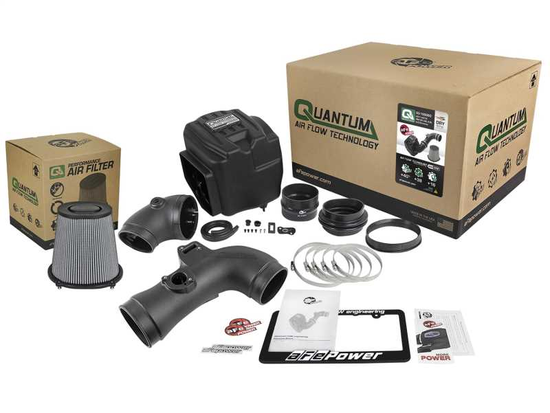 Quantum Pro DRY S Air Intake System 53-10006D