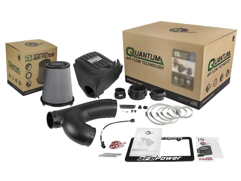 Quantum Pro DRY S Air Intake System 53-10008D