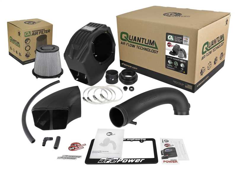 Quantum Pro DRY S Air Intake System 53-10009D