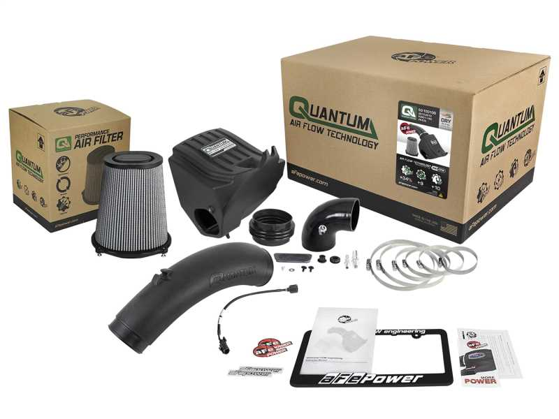 Quantum Pro DRY S Air Intake System 53-10010D