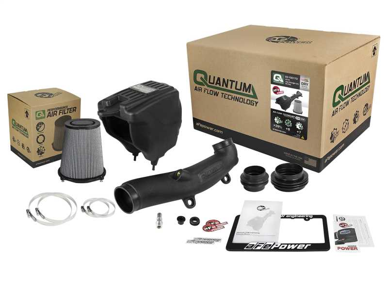 Quantum Pro DRY S Air Intake System 53-10017D