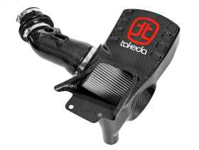 Black Series Momentum Carbon Fiber Air Intake System