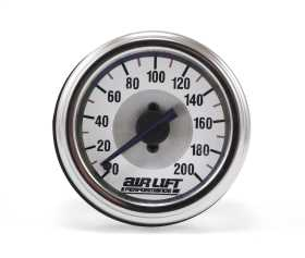 Single Needle Air Gauge