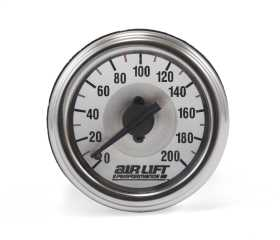 Dual Needle Air Gauge