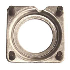Axle Retainer Plate