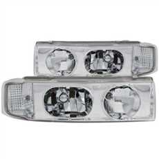 Head Light Set