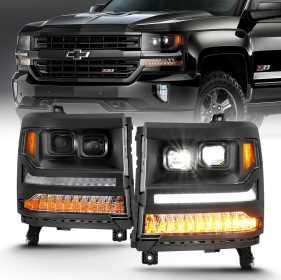 LED Projector Headlight