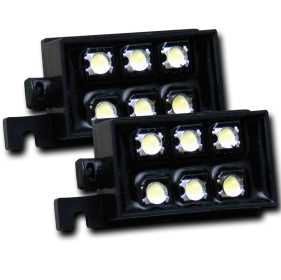 LED Bed Rail Auxiliary Light