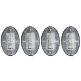 LED Dually Fender Lights 861079