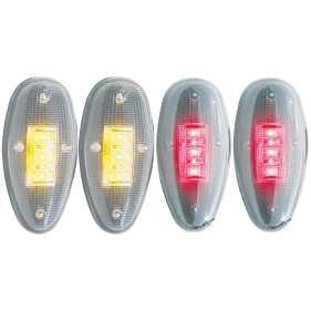 LED Dually Fender Lights 861081