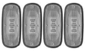 LED Dually Fender Lights 861104