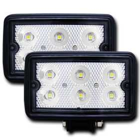 Rugged Vision LED Fog Light
