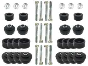 Auto Pro USA Body Mount Bushing And Hardware Set