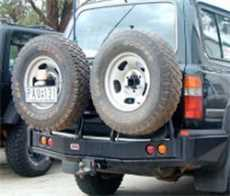 Spare Tire/Carriers/Accessories