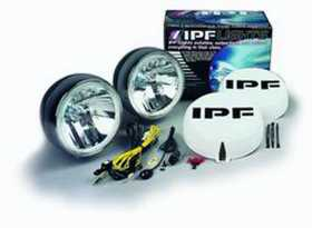 IPF Recessed Fog Light Kit